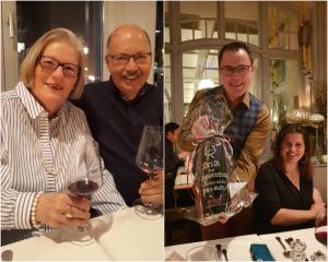 Heidi Roder takes her retirement